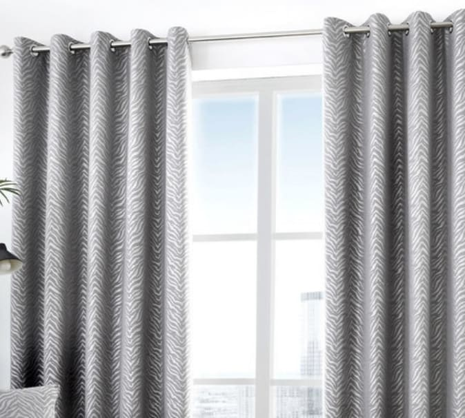 Shop eyelet curtains Newcastle at Somerset Curtains