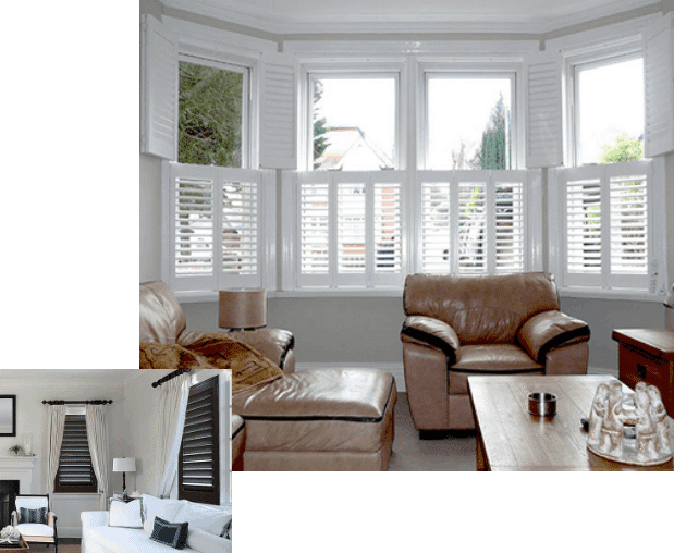 Basswood & Plantation Shutters - Somerset Curtains & Blinds