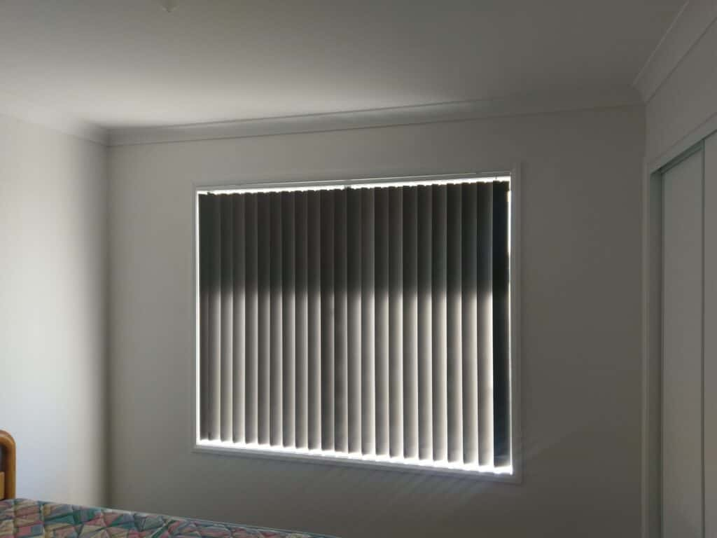 Vertical Blinds - Curtains Newcastle - Somerset Curtains & Blinds Newcastle