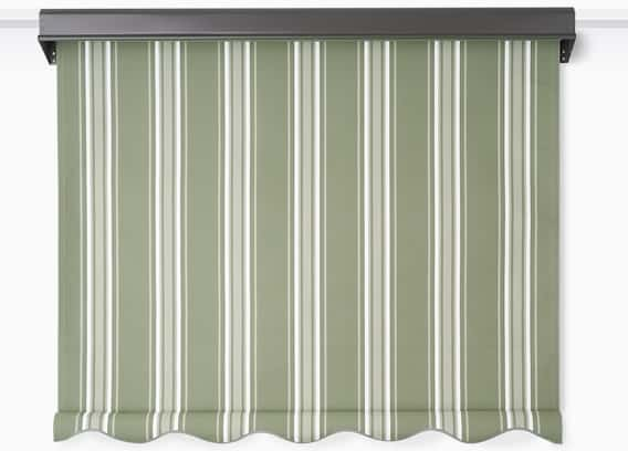 Straight Drop Awnings - Curtains Newcastle - Somerset Curtains & Blinds Newcastle