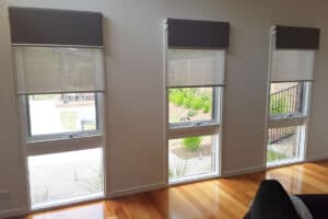 Dual Blinds -