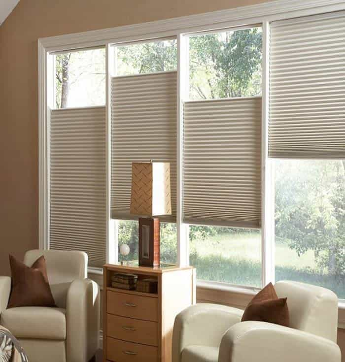 Cellular Blinds - Curtains Newcastle - Somerset Curtains & Blinds Newcastle