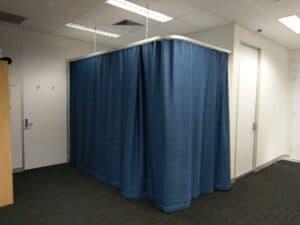 Hospital Curtain Tracks -