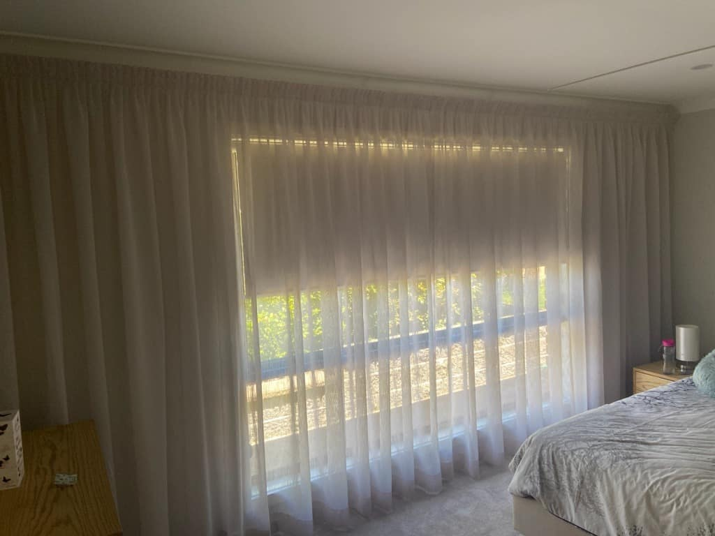 Knife Pleat - Curtains Newcastle - Somerset Curtains & Blinds Newcastle